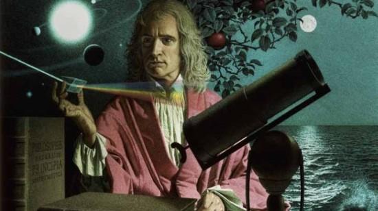 Факты о Ньютоне