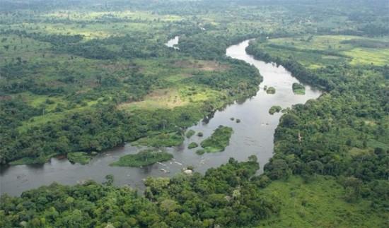 Факты о реке Нигер