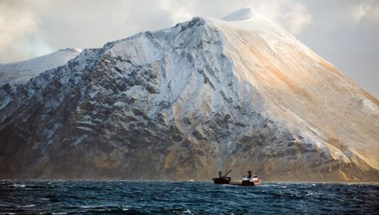Интересные факты о Беринговом море