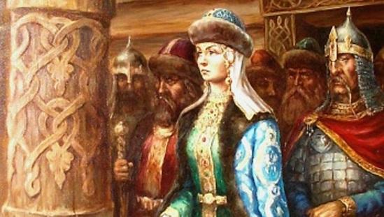 Интересные факты о княгине Ольге