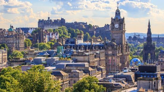Интересные факты об Эдинбурге