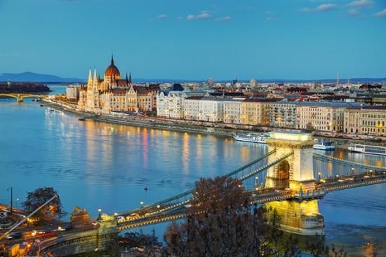 Интересные факты о Дунае