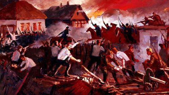 Интересные факты о Гражданской войне