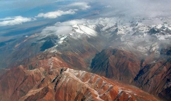 Интересные факты об Андах