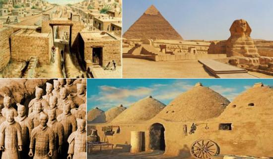 Интересные факты о древних цивилизациях