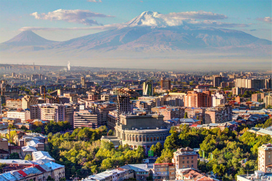 Интересные факты о Ереване