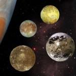 20 интересных фактов о спутниках Юпитера