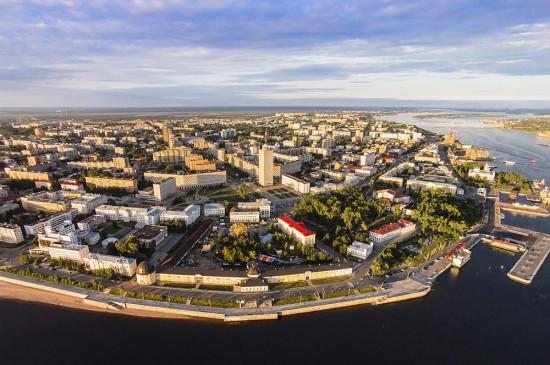 Интересные факты об Архангельске