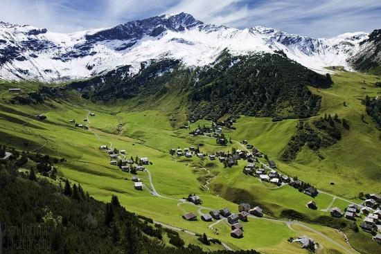 20 интересных фактов о Лихтенштейне