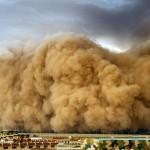 15 интересных фактов о песчаных бурях