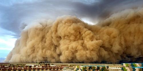 факты о песчаных бурях