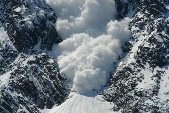 факты о снежных лавинах