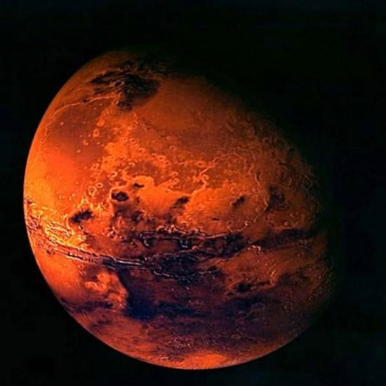 24 интересных факта о Марсе