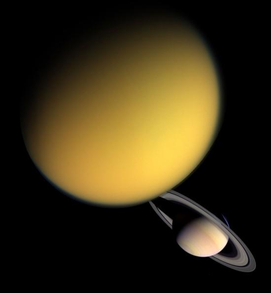 23 интересных факта о Титане (спутник)