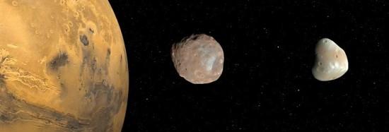 15 интересных фактов о спутниках Марса