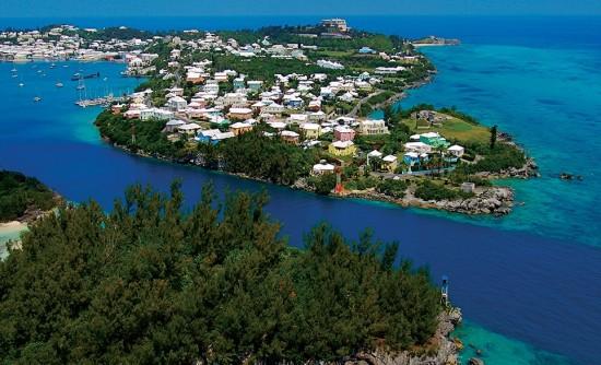 Интересные факты о Бермудских островах