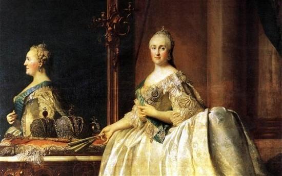 Факты о Екатерине II