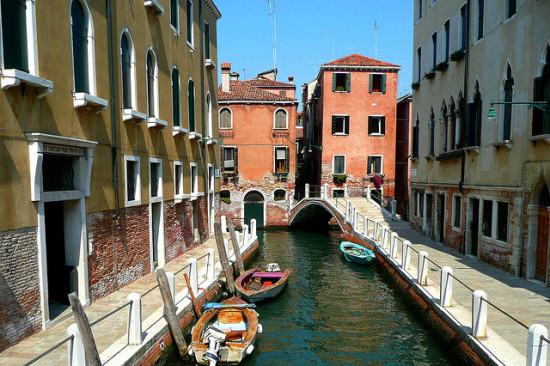 Факты о Венеции