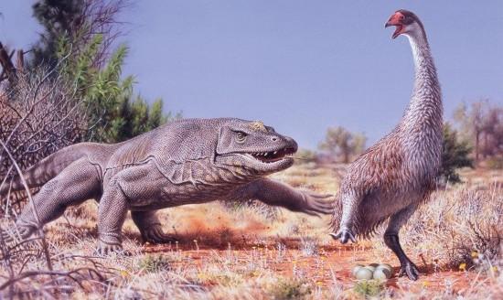 Интересные факты о вымерших животных