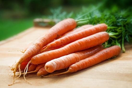 Факты о моркови