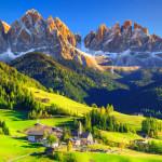 27 интересных фактов об Альпах