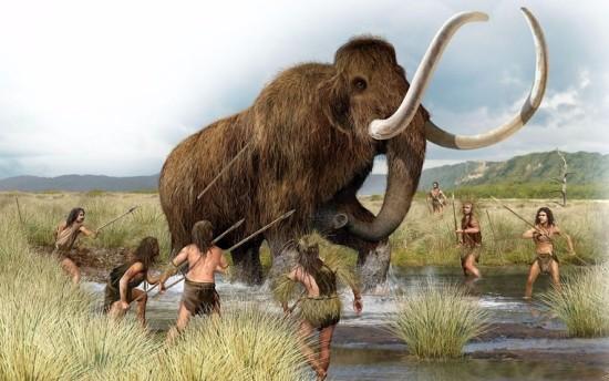 Интересные факты о мамонтах