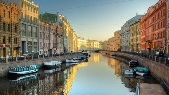 Факты о Санкт-Петербурге