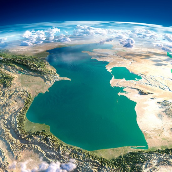 Факты о Каспийском море