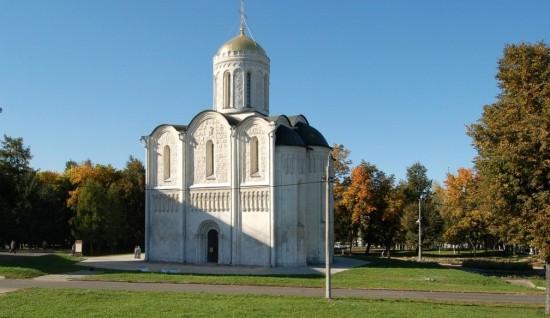 Интересные факты о Дмитриевском соборе