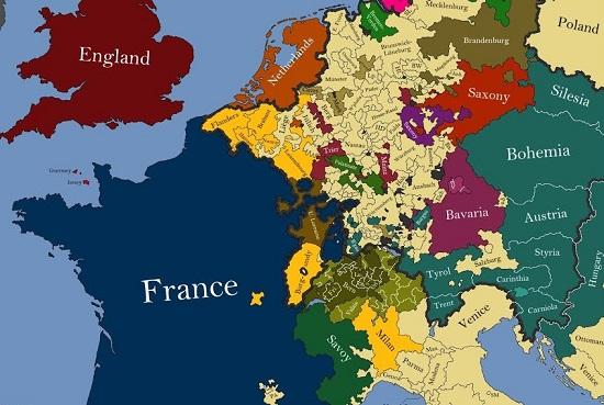 Интересные факты о Западной Европе