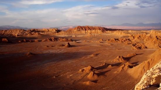 Факты о пустыне Атакама