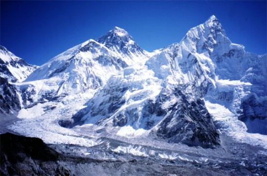 Факты про Эверест