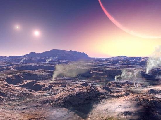 Планета HD 188753 A b