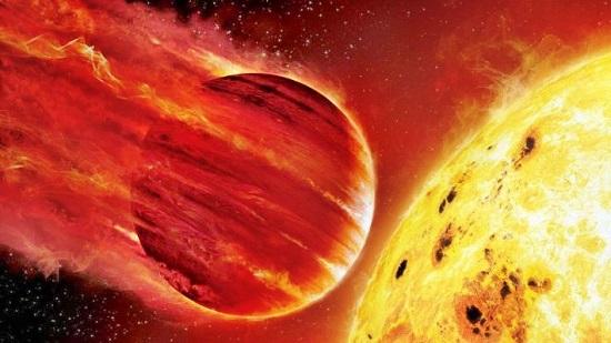 Планета KELT-9b