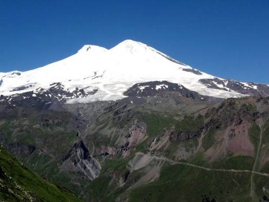 Факты о горе Эльбрус