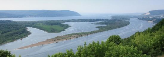 Факты о реке Волга