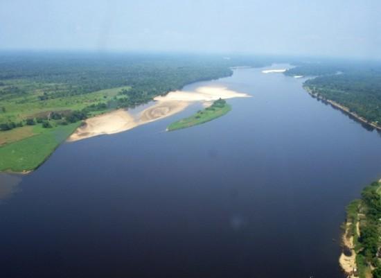 Факты о реке Конго