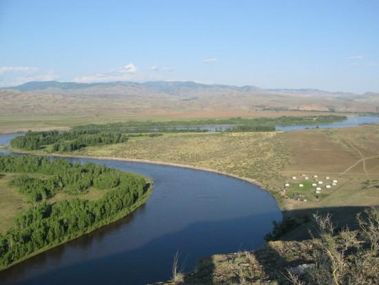 Факты о реке Енисей