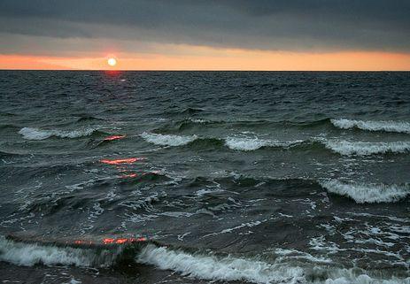 Факты о Балтийском море