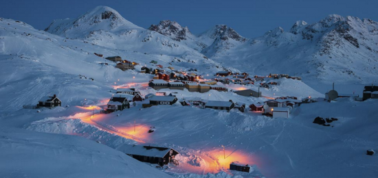 Факты о Гренландии