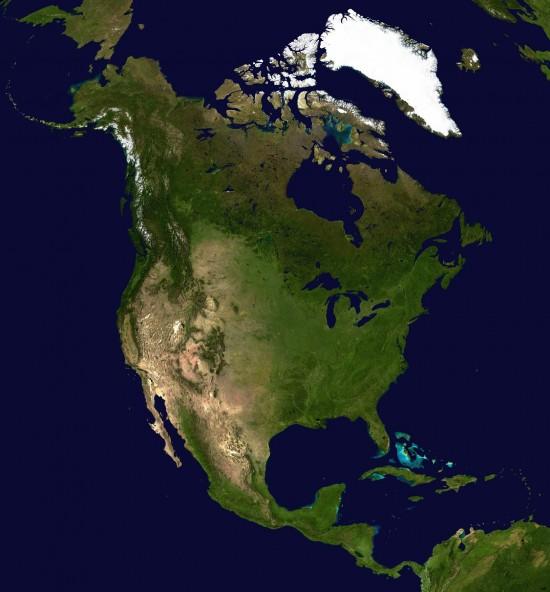 Факты о Северной Америке