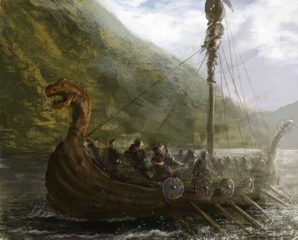 Факты о викингах