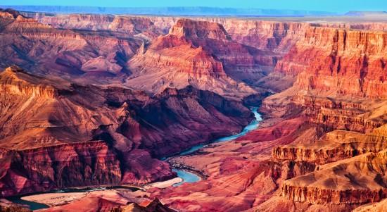 Факты о Большом каньоне