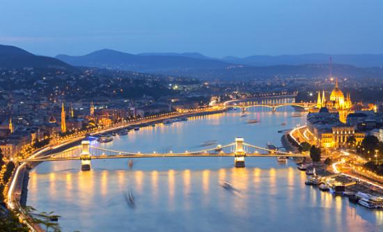 Факты о Будапеште