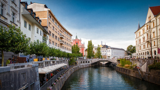 Факты о Любляне