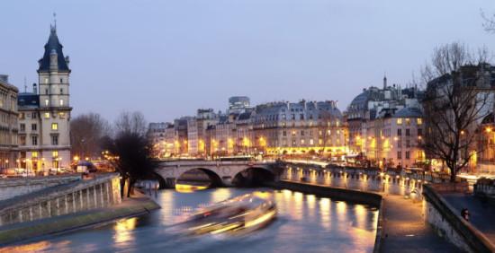 Факты о Париже