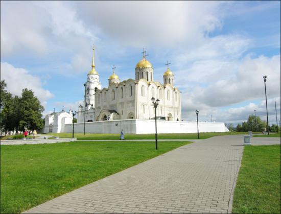Факты о городе Владимир
