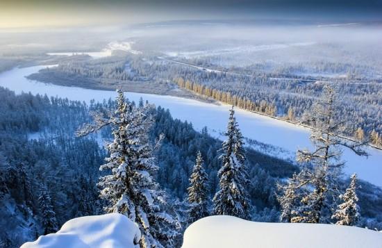 Факты о Западной Сибири