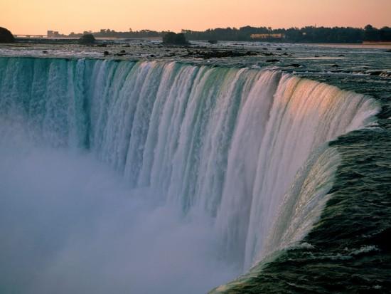Факты о водопадах
