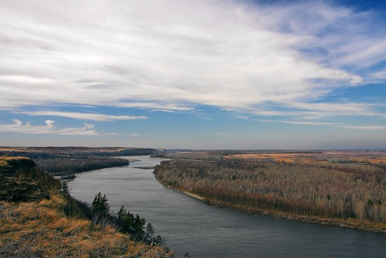 Факты о реке Обь